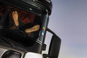 Camioneros de Brasil